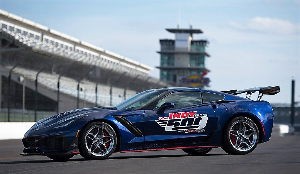 Indycar Driver Graham Rahal To Drive Indy 500 Pace Car For 2018 Mini
